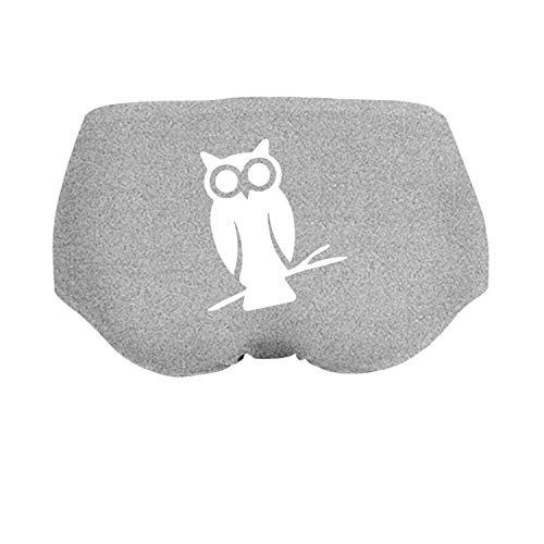 Funny Naughty Panties Halloween Owl Print Cute Sexy