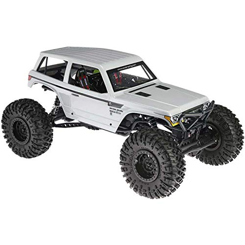 Axial Wraith Spawn 4WD RC Rock Racer Off-Road 4x4 RTR with 2.4Ghz Radio  Waterproof ESC, 1/10 Scale RTR