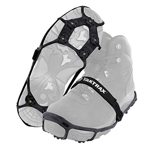 Yaktrax Spikes for Walking on Ice and Snow
