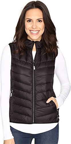 Tumi Women's Pax Vest Black Tank Top by Tumi