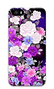 Beautiful Flowers Pattern Design Iphone 6 4.7 6 4.7 Hard Protective 3D Case by Lilyshouse