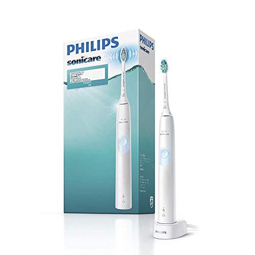 ウィンク機会適度な【Amazon.co.jp限定】フィリップス ソニッケアー プロテクトクリーン ホワイトライトブルー 電動歯ブラシ 強さ設定なし HX6819/05