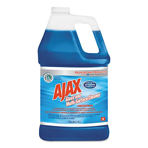Expert Glass And Multi-Surface Cleaner, 1gal Bottle, 4/carton by Ajax
