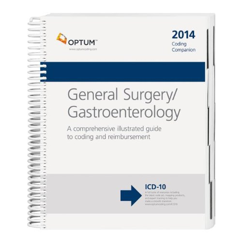 Coding Companion for General Surgery/Gastroenterology 2014
