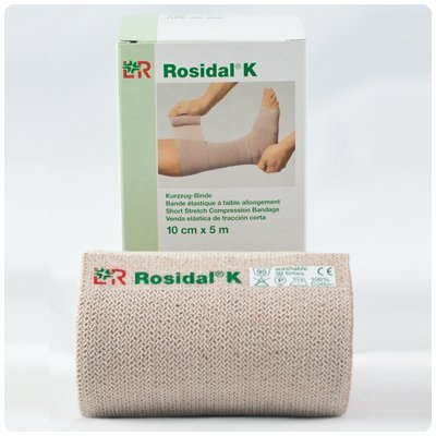 Short Stretch Compression Bandage - 9