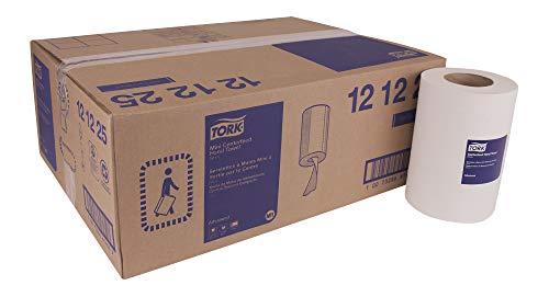 Tork Advanced 121225 Soft Mini Centerfeed Hand Towel, 2-Ply, 8.3