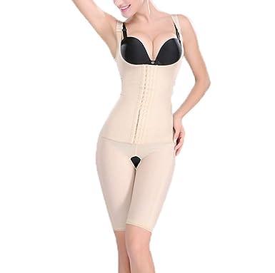 5b59908a2d3f3 Women Bodysuits Seamless Corset Hot Body Sculpting Underwear Body Shapers  Slimming Belt Shapewear