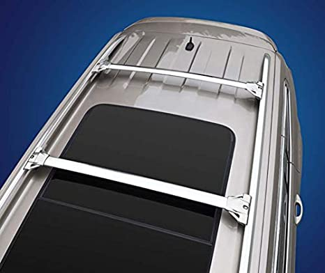 HEKA S-Steel Cross Bar for VW Touareg 2010-2018 Crossbar Roof Rail Rack Luggage