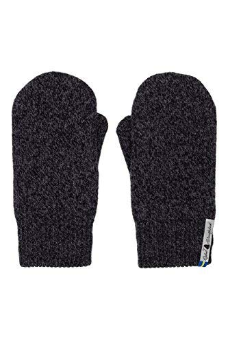 Öjbro Swedish made 100% Merino Wool Soft Thick & Extremely Warm Mittens (as Featured by the Raynauds Assn) (Medium, Karg Rörö) by ÖJBRO VANTFABRIK