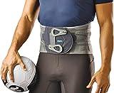 Aspen Elite Active Back Brace, Back Support fits Belly (NOT Waist) Size 35''-39'', Back Braces for Lower Back Pain Relief, Back Support Belt for Men and Women (Medium)