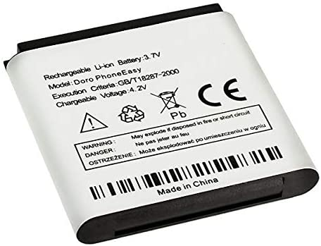Bateria DBF-800 para Doro PhoneEasy 520, 520x, 622, 622 GSM