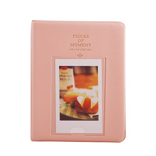 Memories Mini Photo Album (Sprite Science Fujifilm Instax Mini Photo Album 64 Pockets Pink)