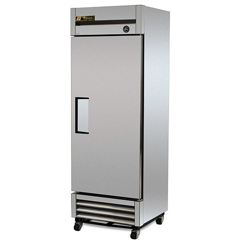 True T-19FZ Reach in Freezer One Door, 19 Cu. Ft.