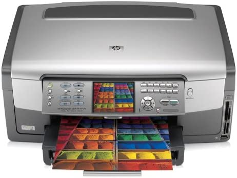 HP Photosmart 3300 All-in-One Printer series 3310 All-in-One ...