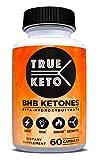 BEST KETO DIET PILLS - TRUE KETO EXOGENOUS BHB KETONE CAPSULES, SHARK TANK
