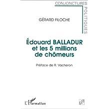 Edouard balladur et les 5 millions de ch