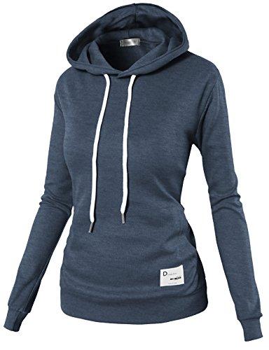 H2H Womens Striped Sweatshirt Pullover