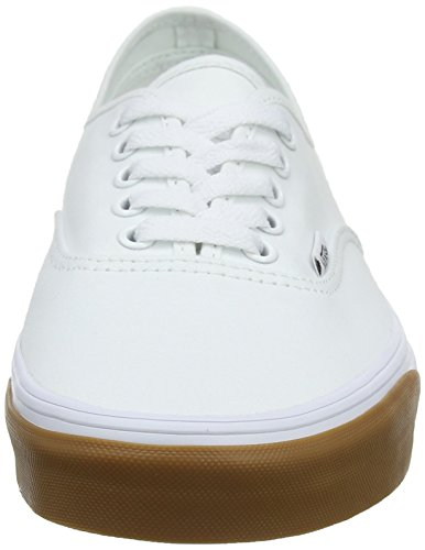 Bumper Core Sneakers Authentic true Vans Classic True White Herren gum White axR6qYn6Ew