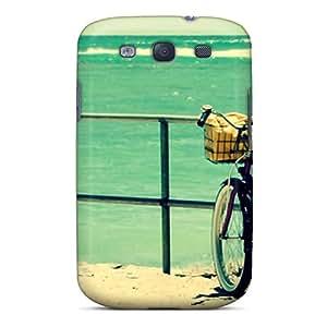 New Fashion Premium Tpu Case Cover For Galaxy S3 - Summerbecyclegirl