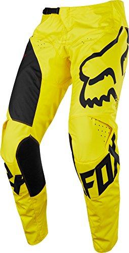 2018 Fox Racing Youth 180 Mastar Pants-Yellow-24 by Fox Racing