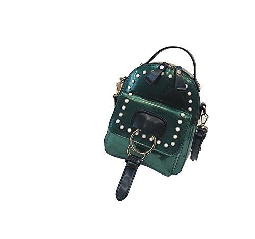JUND - Bolso mochila para mujer Dorado dorado Grun