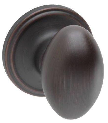 Copper Creek EK2090TB Egg Dummy Door Knob, Tuscan Bronze (Tuscan Bronze Door Knobs compare prices)