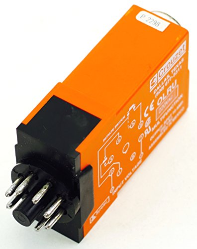 41NGGeIjC0L crouzet control technologies 88827115 timer, 8a, din rail  at panicattacktreatment.co