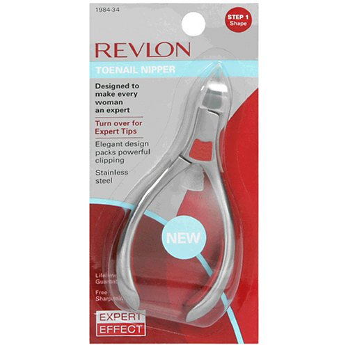 Revlon Expert Effect Toenail Nipper