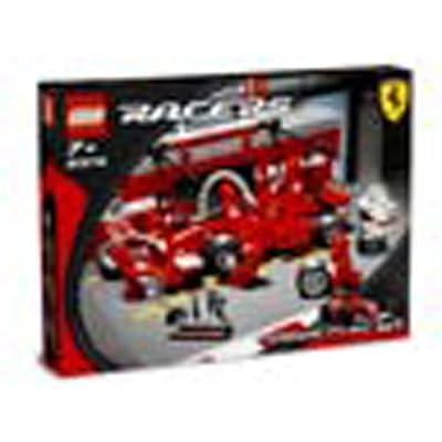 Lego: Ferrari F1 Pit Set: Toys & Games