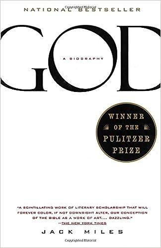 Jack Miles - GOD A Biography Audiobook Free Online