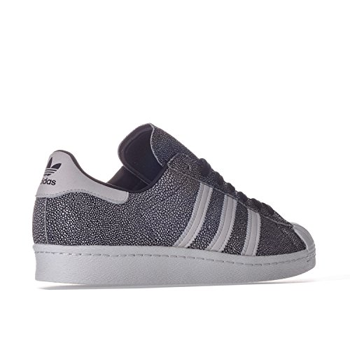 80s Metallic top Sneakers Adidas Pack Silber s Women Low Superstar qTxxtIB