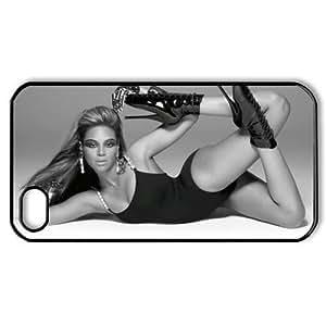 cubierta mkCase Beyonce (cáscara dura) la cubierta del caso para el iphone 4 4s
