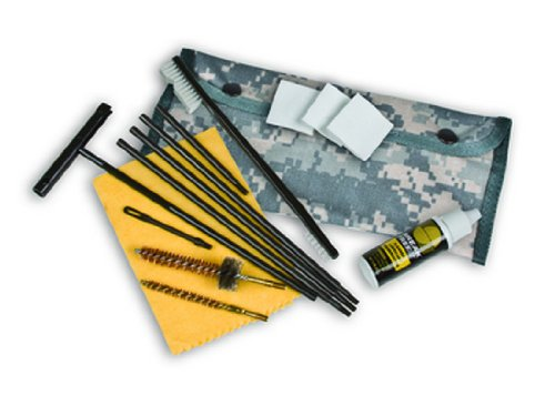 Kleenbore Gun Care Digital Camo  -AR-15/M Field Cleaning Kit