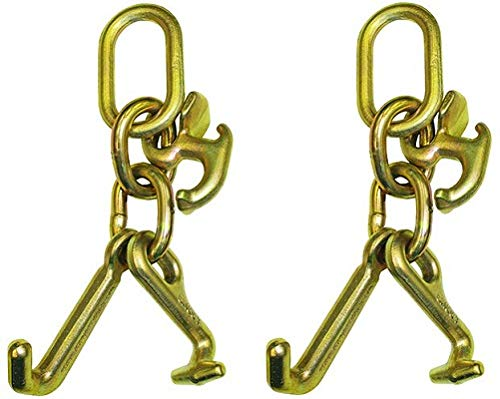 B/A Products 11-7CL Hook Cluster, Mini J, R and T, 2.5 Height, 4.5 Width, 7 Length (2-(Pack))