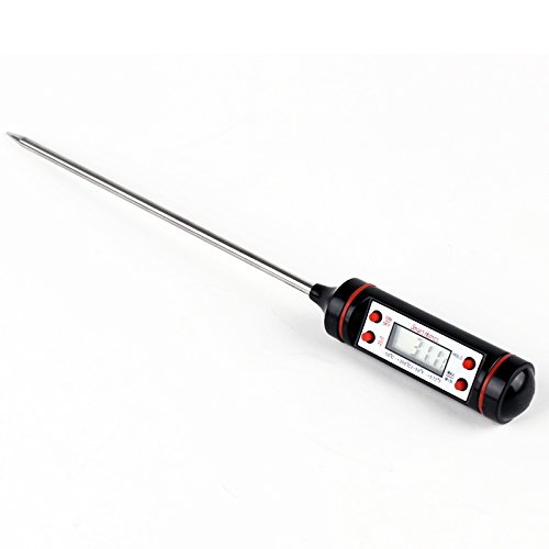 Smarthomes Digital Meat Thermometer with Recipe