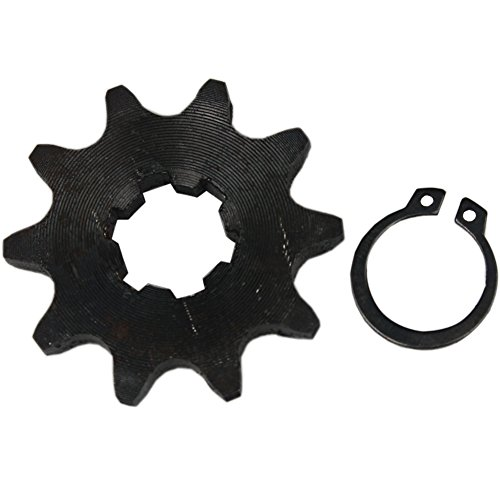 Motorcycle Sprockets - 8