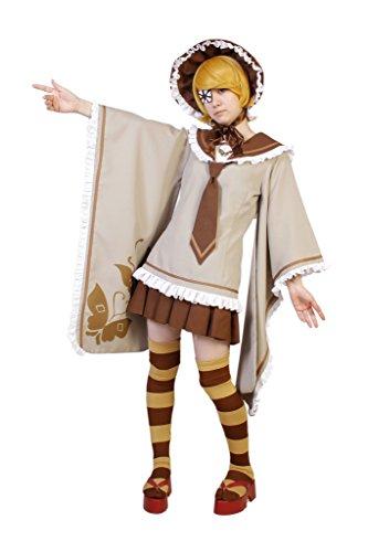 MILICA BOOKS Vocaloid Senbonzakura Kagamine Rin Cosplay Costume (Large) ()