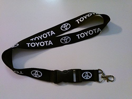 Toyota Lanyard Key Chain Holder product image