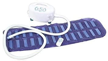 HoMedics BMAT 2 Bubble Spa Bath Mat Massager With Remote Control