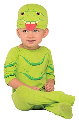 Rubie's Baby Ghostbusters Classic Slimer Jumper, As Shown,