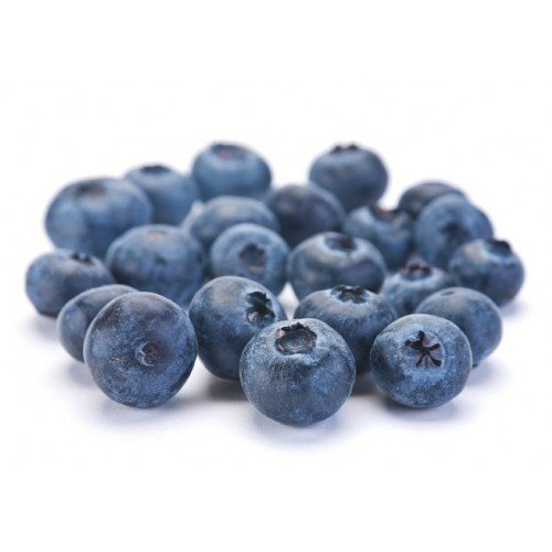 Whole Individual Blueberries, Quick Frozen, 5 lb, (2 count)