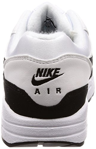Donna Max 1 Running Black Scarpe White Air 109 Wmns Bianco Nike n7EqwUYS