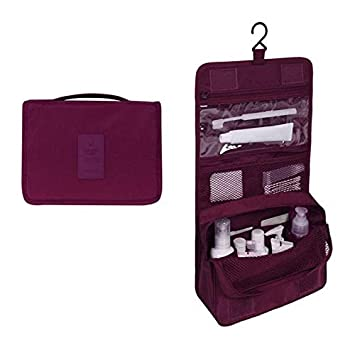Amazon.com : Best Choise Product travel waterproof portable man toiletry women cosmetic organizer pouch hanging wash s cute makeup neceser sac maquillage : ...