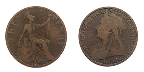 Coins for collectors - Circulated 1896 British Queen for sale  Delivered anywhere in Canada