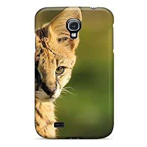 Perfect Fit CvFcxjw1464ffJXC Small Serval Case For Galaxy - S4