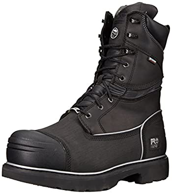 Timberland PRO Men's Gravel Pit 10 Steel Toe Waterproof Boot