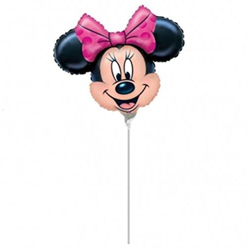 M-D Minnie Mouse Head Mini Shape -