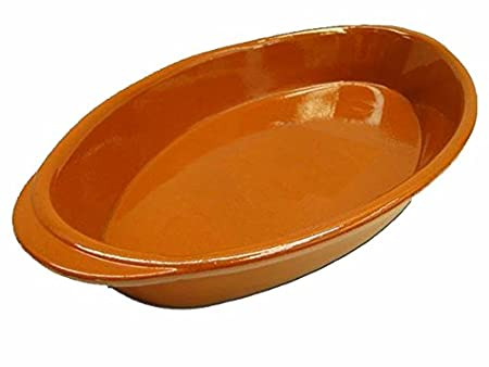Alar molde 4126 - Fuente ovalada cerámica forma 39 x 24 cm ...
