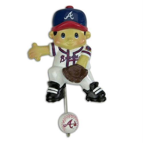SC Sports MLB Atlanta Braves Mascot Wall (Atlanta Braves Mascot)