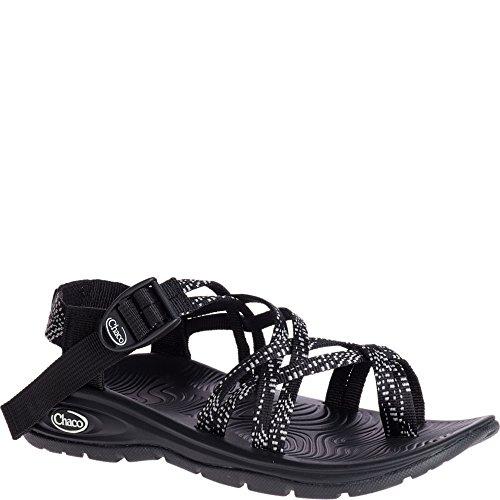 Chaco Women's Zvolv X2 Sport Sandal, Dash Black, 8 Medium US by Chaco